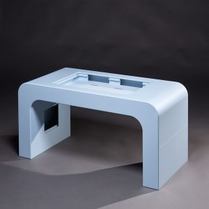 PLASTURGIE TABLE TACTILE